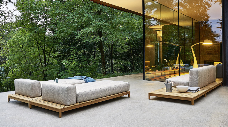 Arredo di design made in italy arredamento interno e da for Arredo giardino toscana