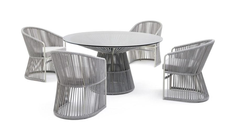 TIBIDABO Dining armchair - 4