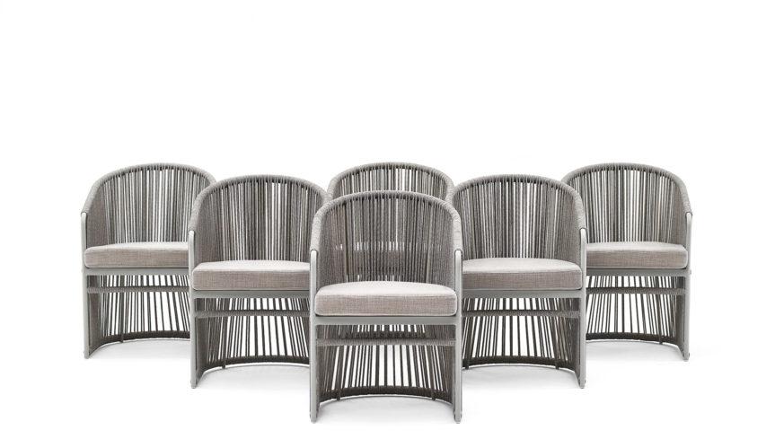 TIBIDABO Dining armchair - 5
