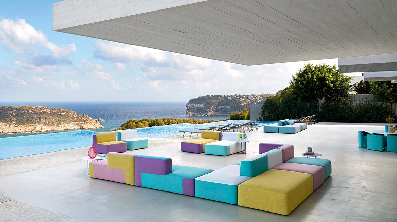 Garden Furniture Lebanon interior design, outdoor furniture and contract furniture design