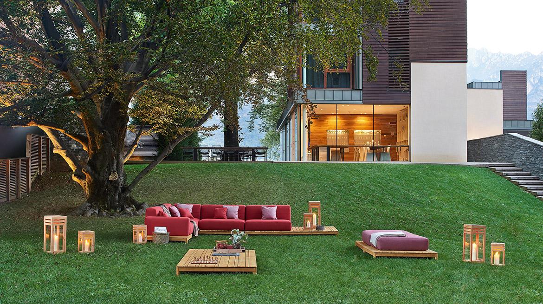 arredamento di design per outdoor made in italy sedie