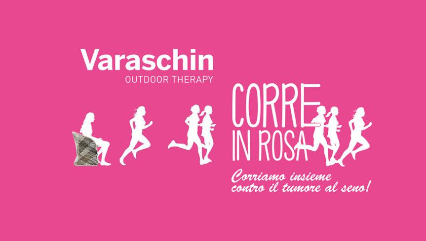 corri in rosa varaschin