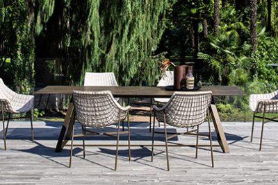 varaschin kolonaki sedie da giardino outdoor living
