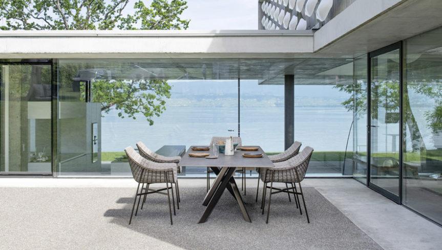 SUMMER SET Dining armchair - 5