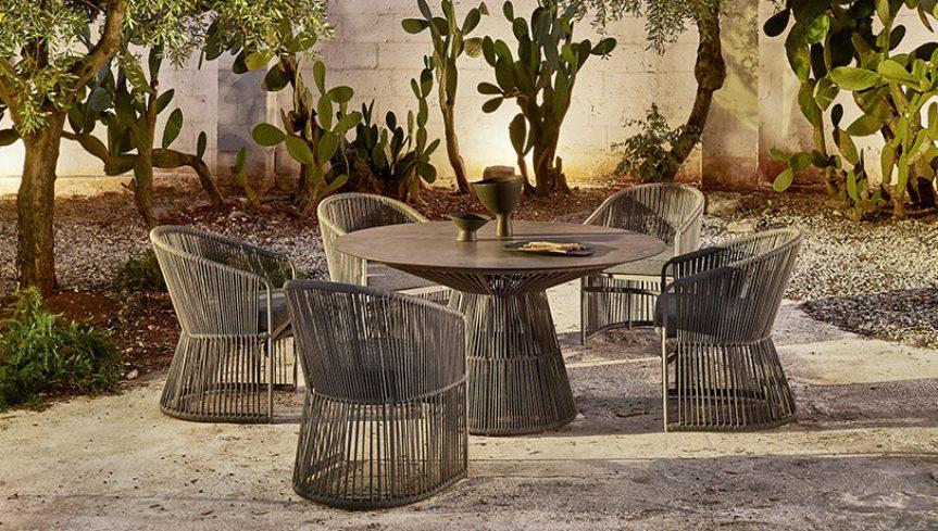 TIBIDABO Armlehnen-Stuhl - 2