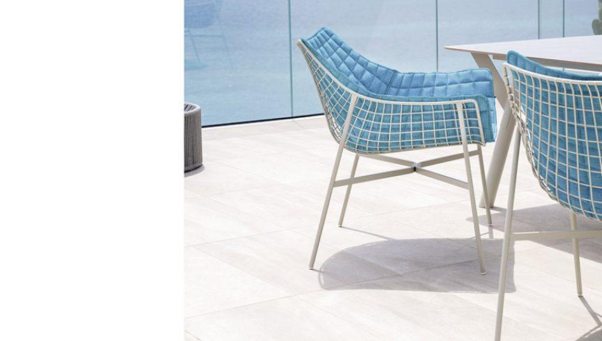 SUMMER SET Poltrona Lounge - 1
