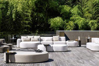 varaschin belt divano per esterni outdoor living