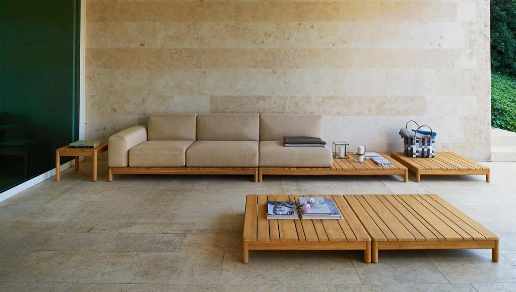 BARCODE divano componibile - Varaschin