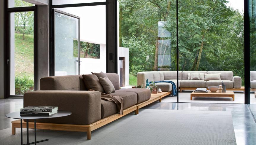 BARCODE Modulares Sofa - 7