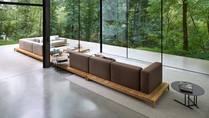 BARCODE Modulares Sofa - 12