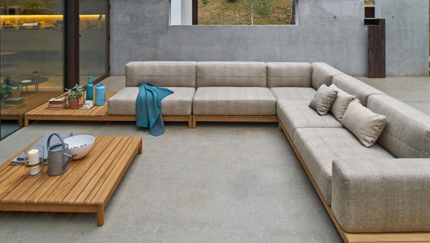 BARCODE Modulares Sofa - 11