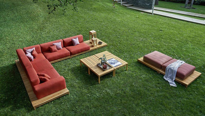 BARCODE Modulares Sofa - 2