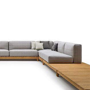 BARCODE Modulares Sofa