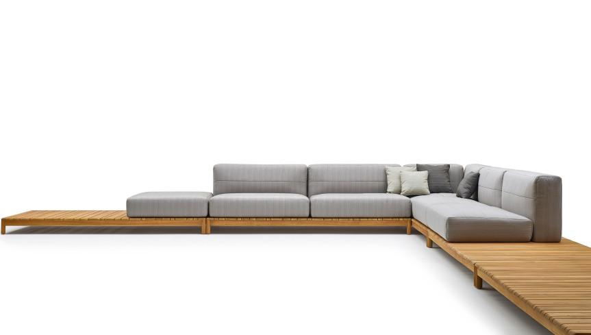 BARCODE Modulares Sofa - 9