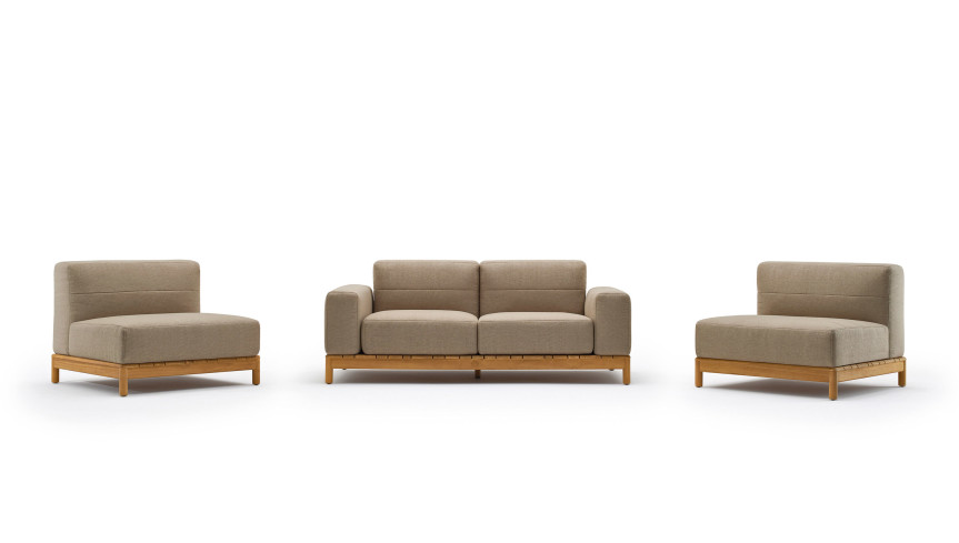 BARCODE Modulares Sofa - 13