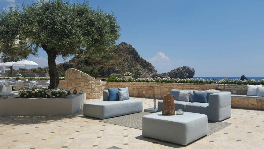 Grand Hotel Mazzarò Sea Palace, Taormina_Collezione Belt