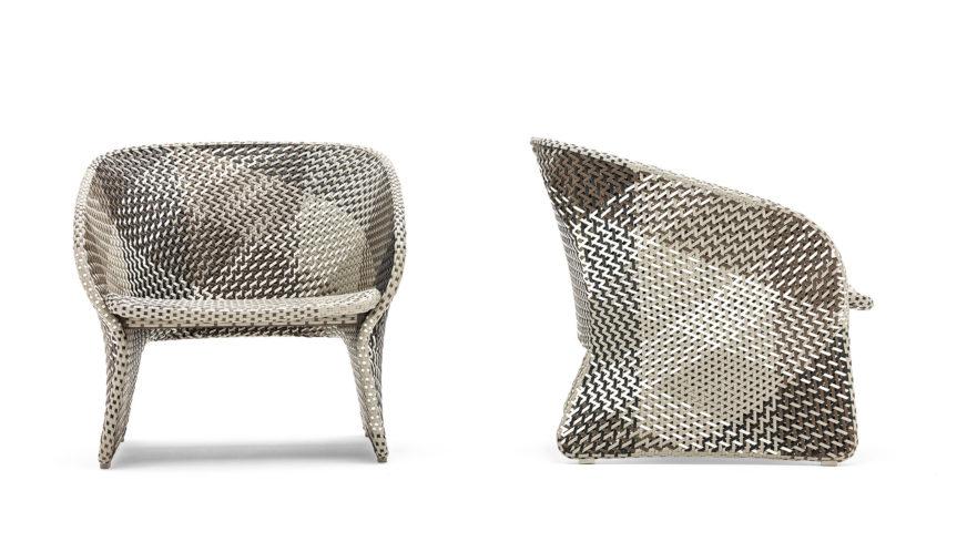 MAAT Lounge armchair - 3