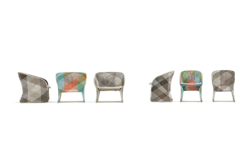 MAAT Lounge armchair - 7