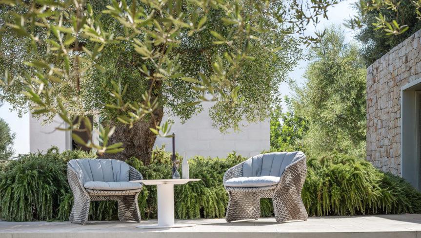 MAAT Lounge armchair - 2