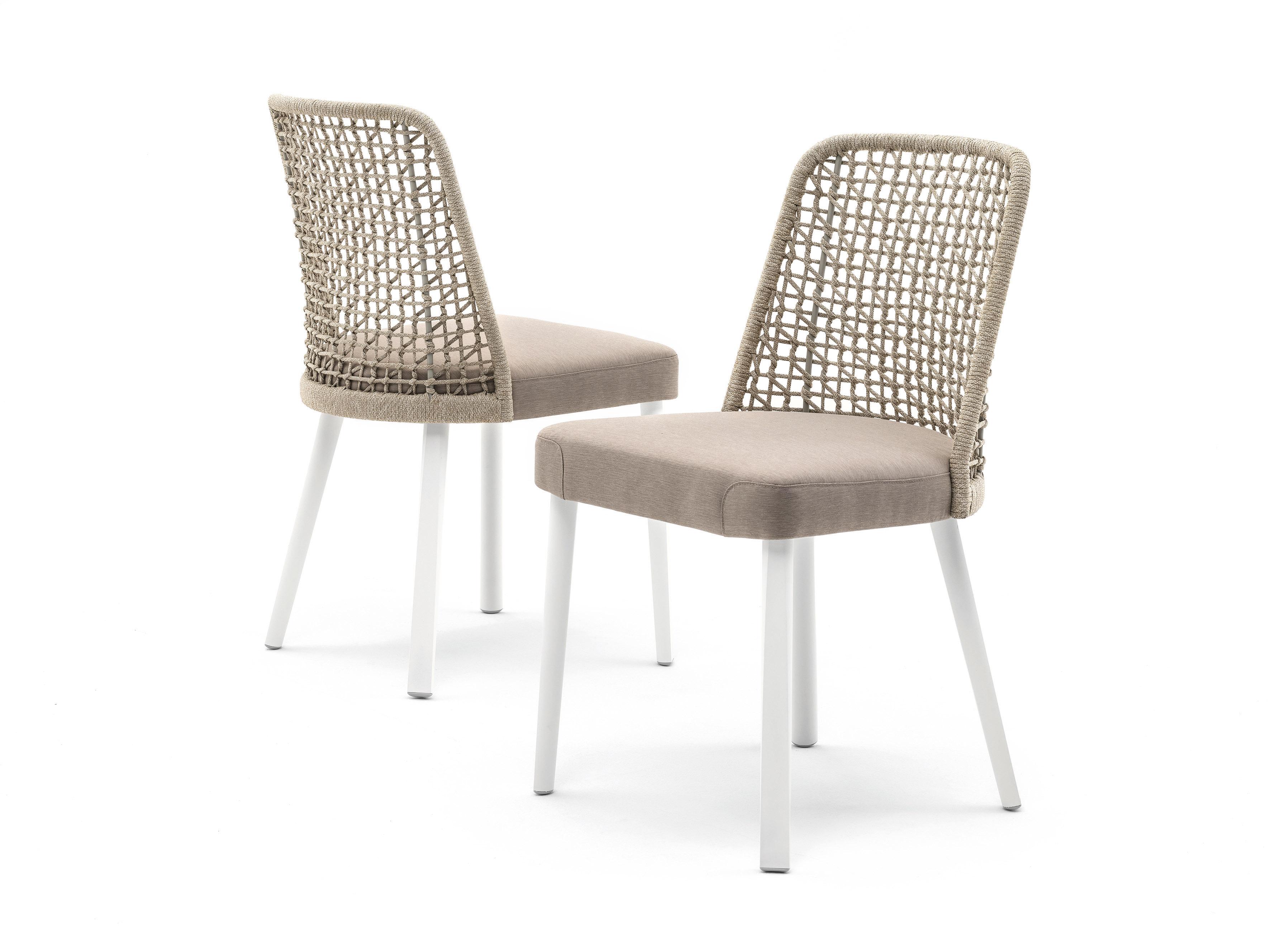 Aluminium Outdoor Chair Varaschin