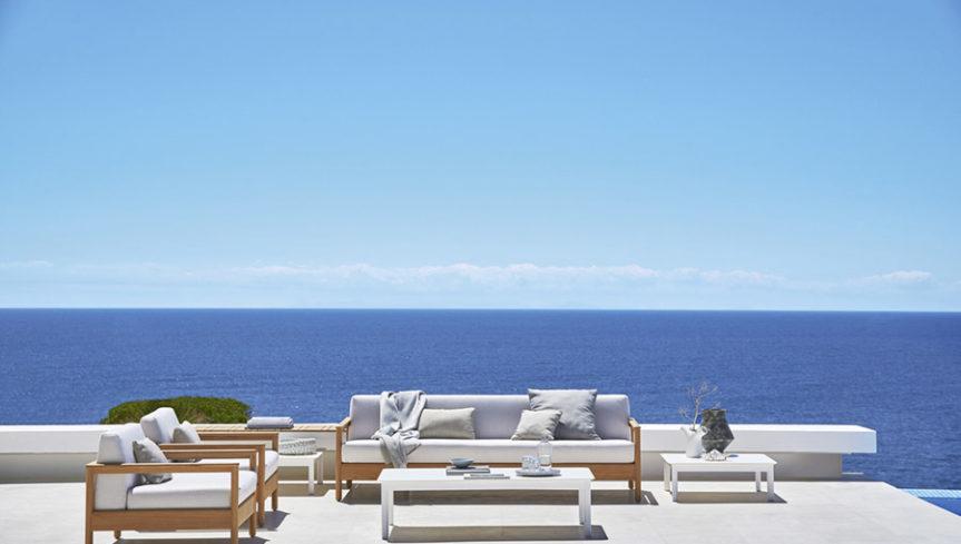 Bali sofa - Varaschin