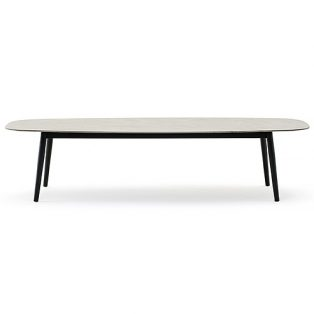 ELLISSE Table low