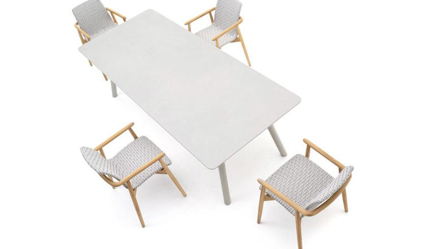LAPIS Armlehnen-Stuhl - 5