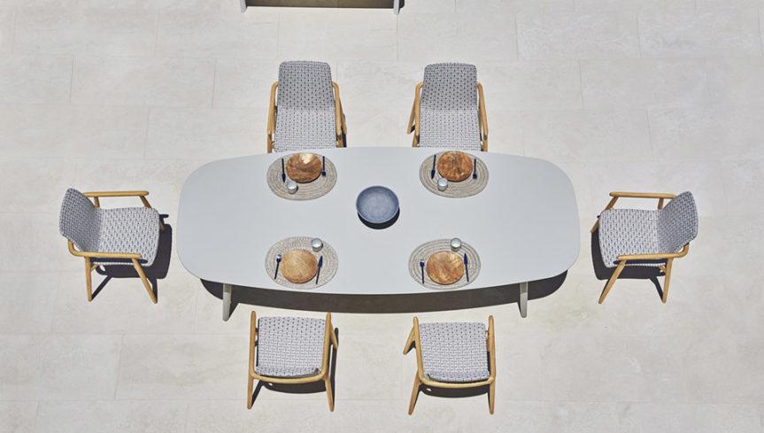 LAPIS Armlehnen-Stuhl - 1