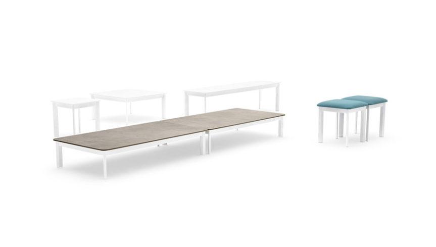 SYSTEM Single bench - 2
