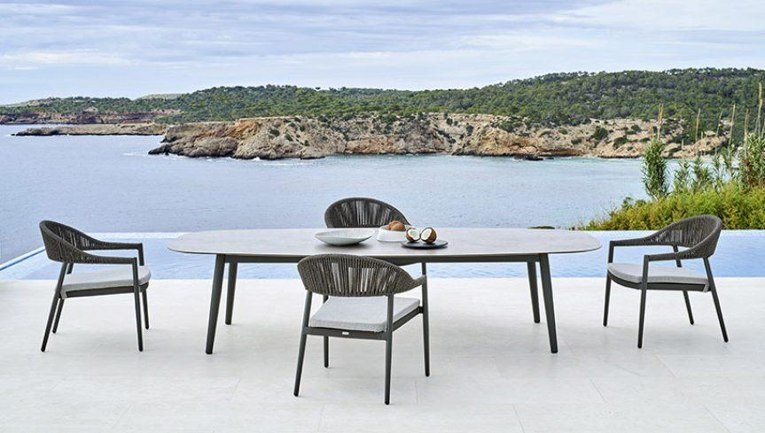 ELLISSE Tisch LOW - 2