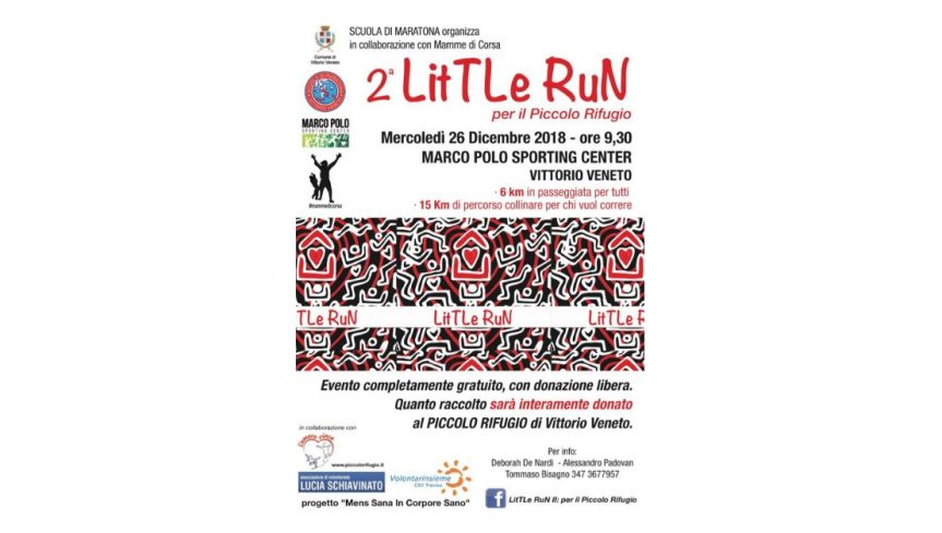 LittleRun 2018 - Varaschin
