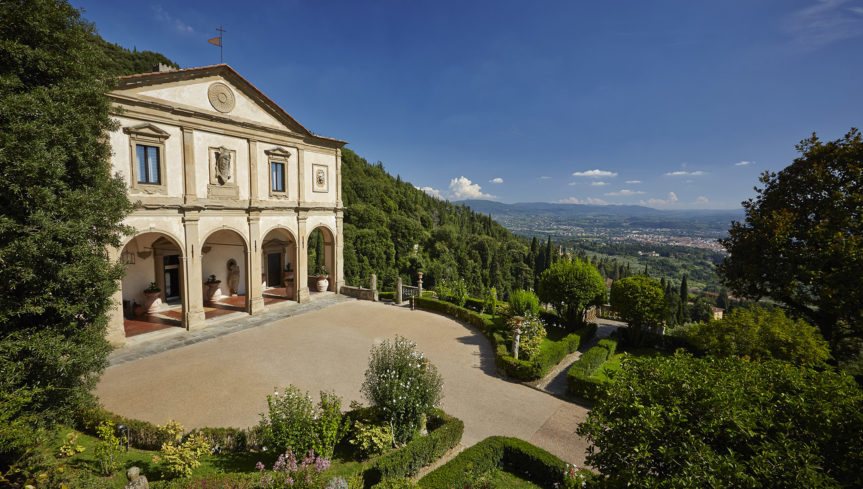 Varaschin Esperienze | Belmond Villa San Michele