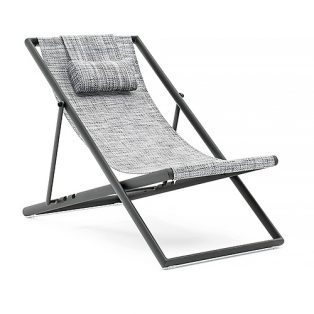 CLEVER Foldable Deckchair