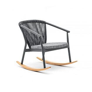 SMART Lounge rocking armchair