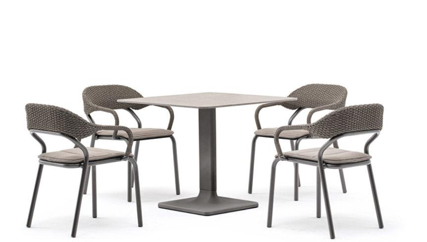 PLINTO Base tavolino low - 3