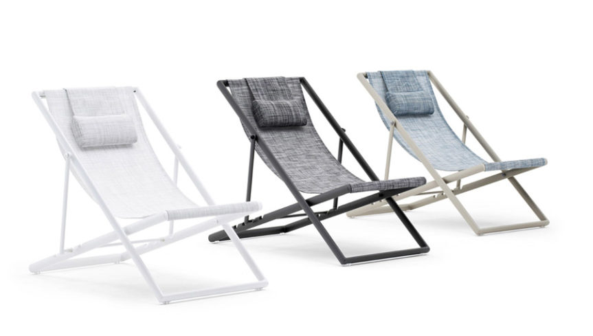 CLEVER Foldable Deckchair - 3
