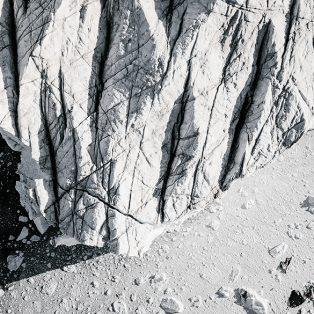 Artic cliff