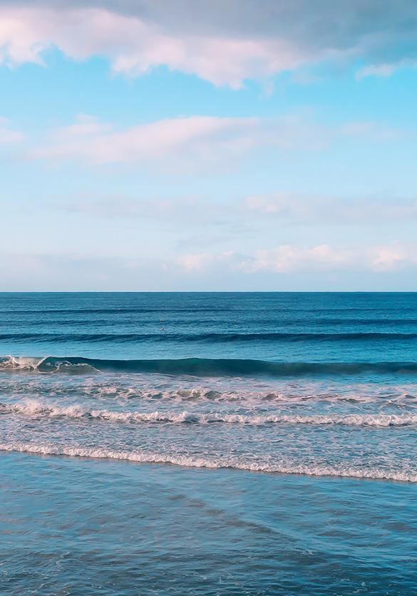 Varaschin | Moodboard | Endless ocean background