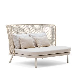 Emma daybed compact schienale alto