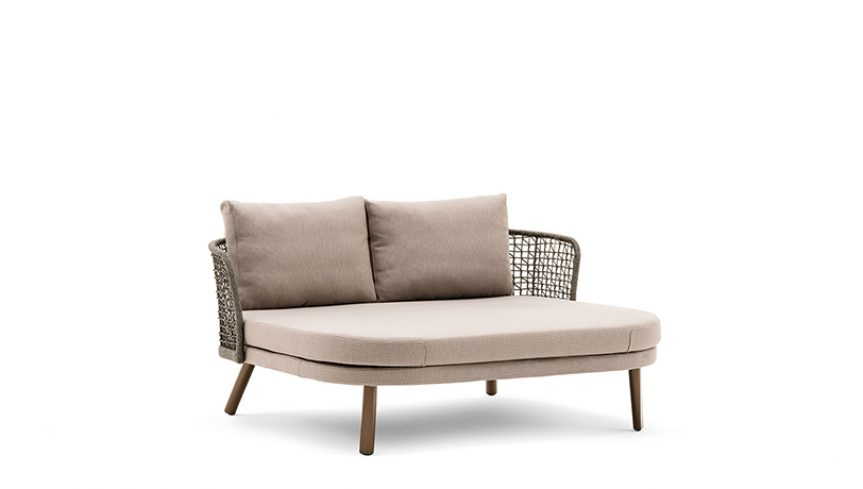 Emma daybed compact schienale basso - 6