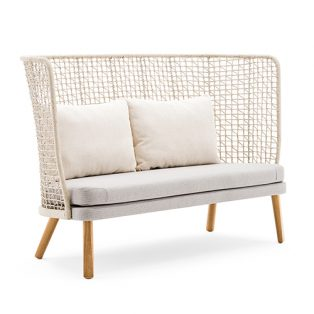 EMMA Sofa high backrest