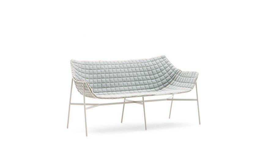 Summer set 2 Seater Sofa - 7