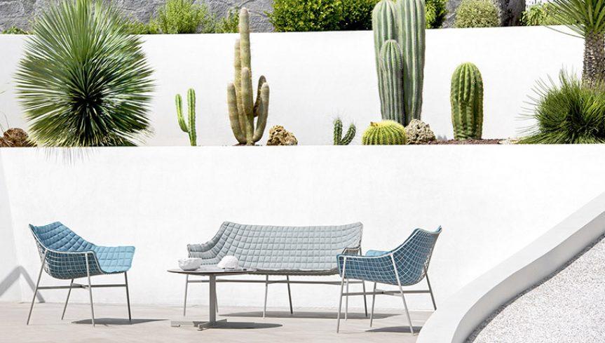 Summer set 2 Seater Sofa - 2