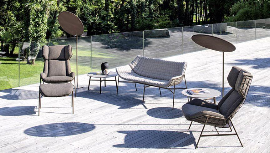 Summer set 2 Seater Sofa - 1