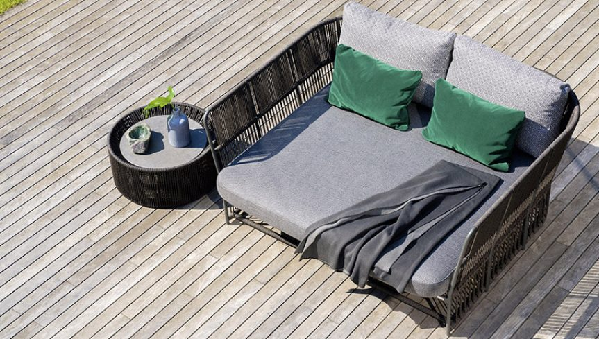 Tibidabo daybed compact - 4