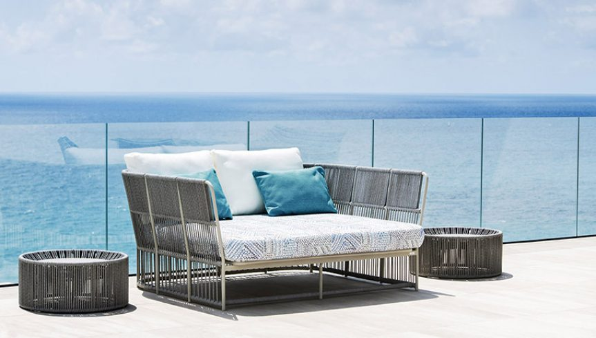 Tibidabo daybed compact - 1