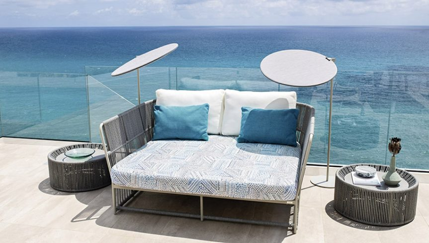 Tibidabo daybed compact - 3