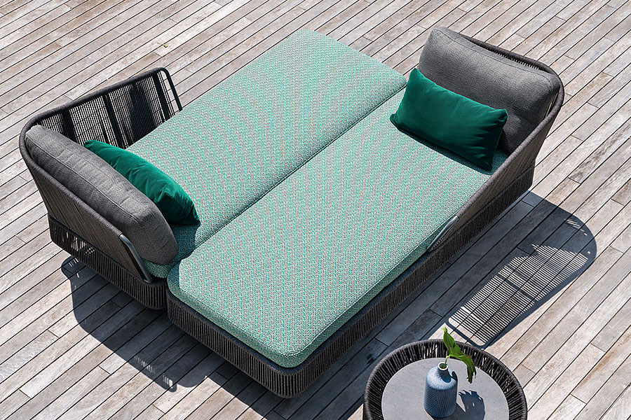 Varaschin - dormeuse Tibidabo - Vivi l'outdoor - Relaxed