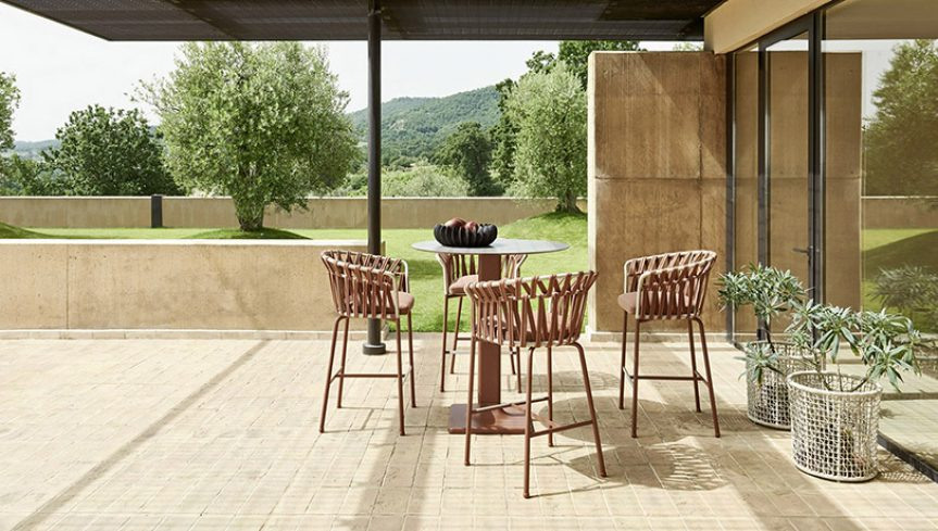 EMMA CROSS stool - 1