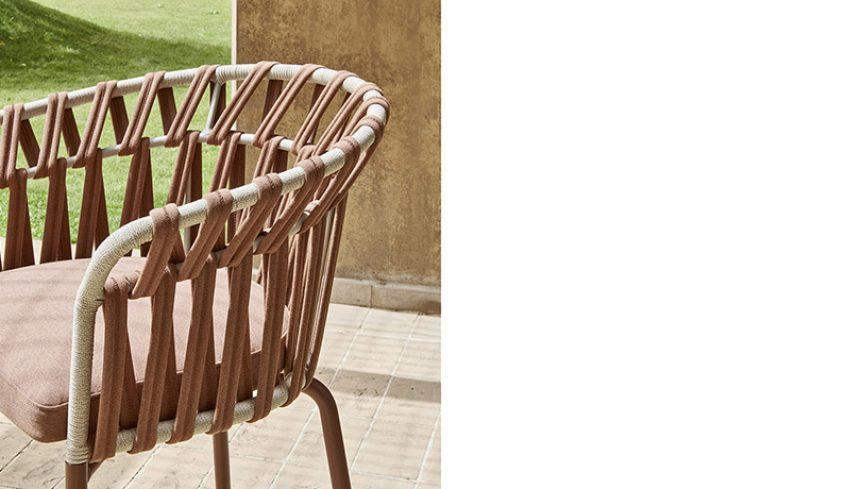 EMMA CROSS stool - 4